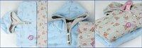 8шт/много/смешанная партии/зимняя детская одежда, детские пальто, Детское пончо, плащ, с шляпой