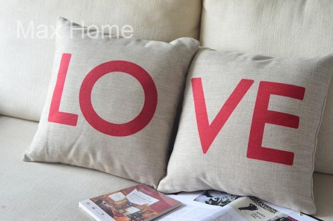 Cojines decorativos de amor auto design tech - Como hacer cojines decorativos ...
