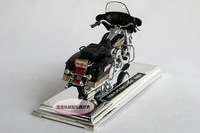 1:18 MAISTO 1998 FLHT ELECTRA GLIDE die cast motorcycle model, Alloy motorcycle models