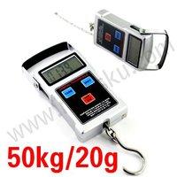 50kg Digital Hanging Weight Hook Scale 5377