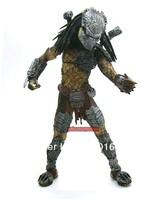 NECA avp чужой против хищника фильм Волк хищник масках сыпучих и неполной действий рисунок фигурка игрушка кукла