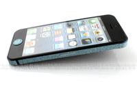 Чехол для для мобильных телефонов side stickers border glitter stickers Colorful diamond film for iphone 5
