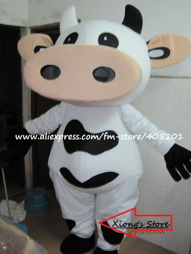 Костюм корова сделать своими руками