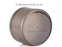 Бутылка для воды 2012 Discount The New Special VASILIAS Black 3 In 1 Protein Powder Shaker Bottle 500ML