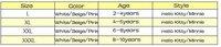 12pcs/lot, kd-007-13,: Привет Китти лайкра хлопок девушки белье/детей нижнего белья, девушки Трусы/детские краткое