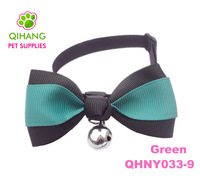 Ошейники и Поводки для собак Christmas gifts dog collars, cat collars, necklace for pets, small bowties