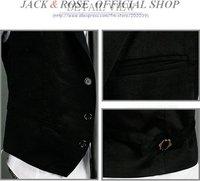 мужской костюм смокинг dree жилет черный