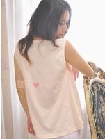 грудное вскармливание, уход Топ хлопок кружево плюс размер материнства t рубашка для беременных женщин