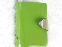 Визитница PU bright colous credit card business card case bag, card holder 24