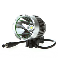 Hot Sale CREE XML XM-L T6 LED Bike Bicycle Light HeadLight HeadLamp Accessories 1200LM 9W Free Drop Shipping Wholesale
