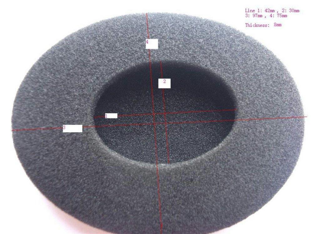 Acheter ovale oreillettes remplacement - Acheter mousse pour coussin ...