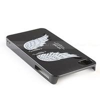 Чехол для для мобильных телефонов Angel Wings Design Back Case with Stand for iPhone 4 / 4G, Angle Wings Cell Phone Case
