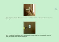 Продажа! 3,5-дюймовый принимая Фото энергосберегающие ночь версии микрофон широкоугольный дверной глазок
