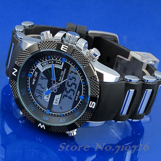 Мужские противоударные наручные часы - купить