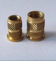 Резьбовая муфта CNC Machining Brass Parts, Brass Rivet Nuts
