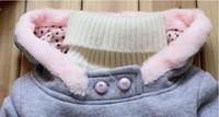 Толстовка для мальчиков 2013 new Autumn and winter children fashion cute rabbit pattern sweater kids outerwear coats girls clothing ok307