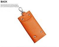 Ключница Candy Color Genuine Leather Key Holder