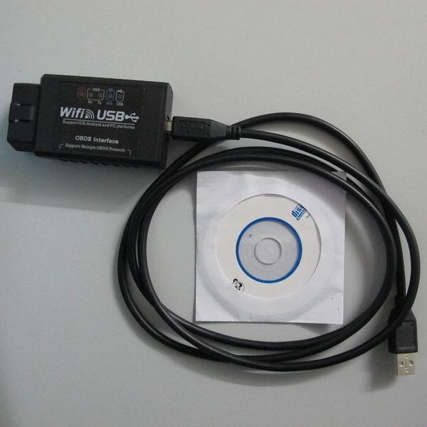 WIFI327 WiFi USB OBD2 u0441u043au0430u043du0438u0440u043eu0432u0430u043du0438u044f u0438u043du0441u0442u0440u0443u043cu0435u043du0442.