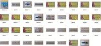 Иглы и Булавки для ювелирных изделий SP019 islamic scarf pins