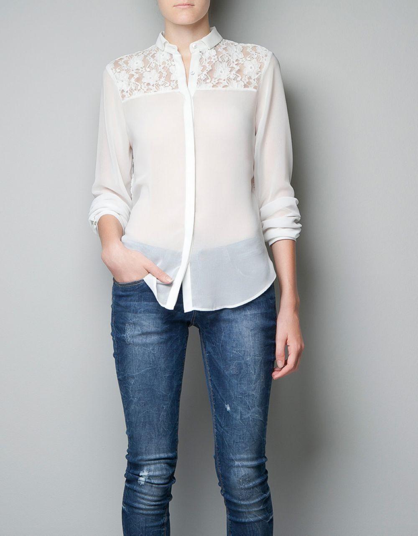Блузку Рубашку