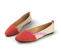 Женская обувь на плоской подошве HoneyHouse Patwork , WH0008