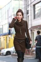 Женский пуловер #X0445