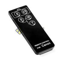Специальный магазин Mini Digital Camera IR Remote Control for Canon RC-1 EOS 550D 400D 60D 600D