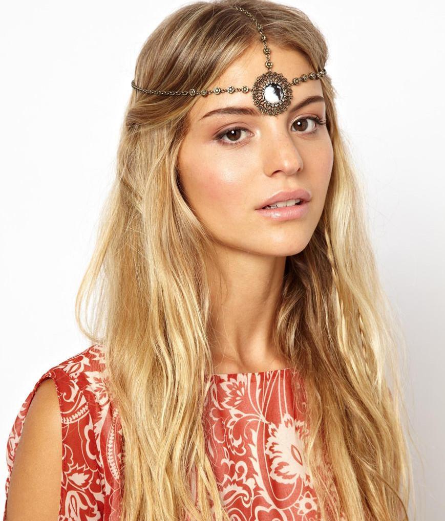 Boda accesorios para el cabello de la vendimia