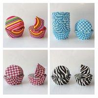 Упаковочные лотки Sophi&Bella 200 cupcake 4 d mixed