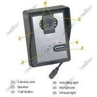Видеодомофон 2 in 1 Wireless 3.5Screen 2.4G Video Door Phone Intercom Home