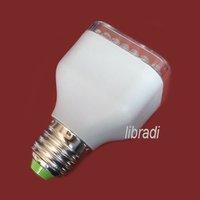 Светодиодная лампа 5W 220V Infrared PIR Sensor 39 LED Lamp Light Bulb E27-1102240125