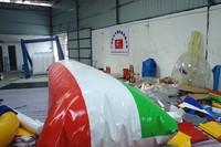 Надувной водный аттракцион and Crazy price! High quality cheap inflatable water blob jumps for