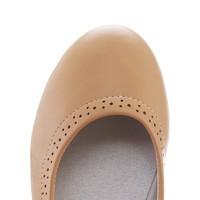 Весна осень толстым платформы обувь середине пятки клинья Оксфорд обувь случайные лодки круглый мыс Женская обувь студент