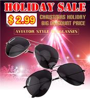 Free Shipping Eyewear Aviator Ray Sunglasses Gold Light Weight Vintage Metal Frame Eyewear Big Glasses Frame For Women Men