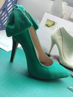 Туфли на высоком каблуке 008