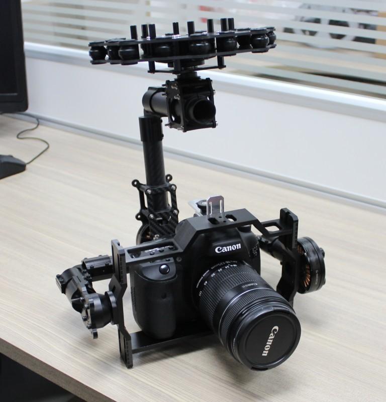 FPV Photography gimbal