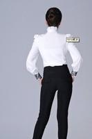 Женские блузки и Рубашки Cute-C Gulei Si , Slim C800-5959