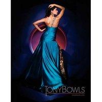 Коктейльное платье 11174