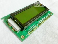 ЖК-модуль 122x32 12232 122*32 Graphic Dot Matrix LCD Module Yellow Green LED Backlight ST7920