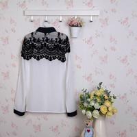 Женские блузки и Рубашки New WS007 1007