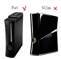 новый винил кожи наклейка для xbox 360 fat пропуск вызова долг 3 + 2 новый контроллер кож