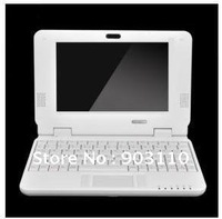 "ноутбук gift 7"" Mini Laptop Netbook Computer Notebook WIFI WindowsCE 7 inch EPC, umpc, netbook"