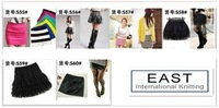 EAST KNITTING FREE SHIPPING AS-059 Woman loose cross batwing shirt t-skirt Tops plus size Fast Delivery Best Quality