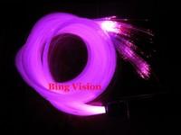 Bing vision 50w высокой мощности 1000шт x0.75mm * 5 м привело волоконно оптический Звездный потолок комплект освещения с rf пульт и dmx управления