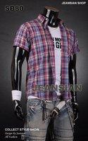 Мужская повседневная рубашка JEANSIAN  SB
