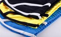 Одежда и Аксессуары Boxer 3 Colors Men's Swimwear Swimming Trunks Beach Pants Have Tracking Number Men's Swim Shorts