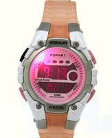 Hot Selling!!!Best Gift & Retail Good!Free Shipping!!Fashion Water Resistant LED Sport Digital Watch (DW321E)