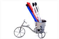 Канцелярский держатель Creative gift pencil vase home iron bicycle ornament decoration