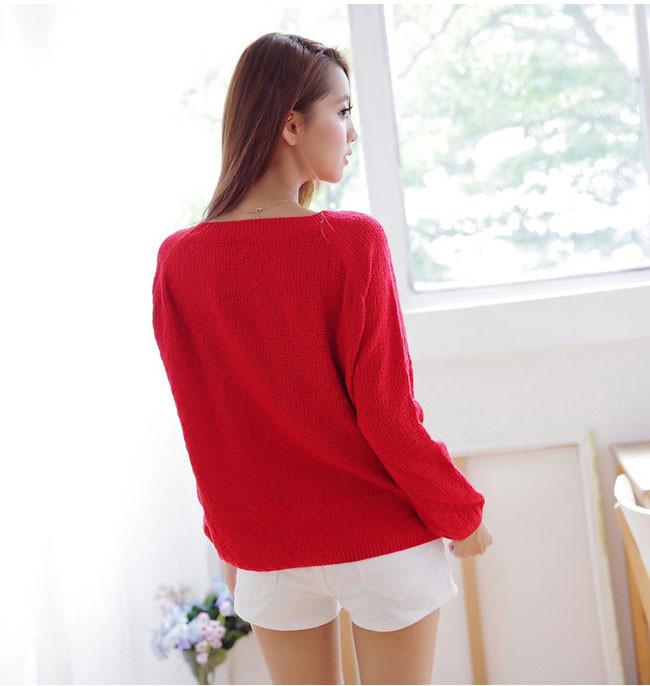 Красный Джемпер Женский С Доставкой