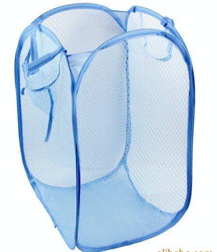Laundry hamper mesh laundry basket jpg
